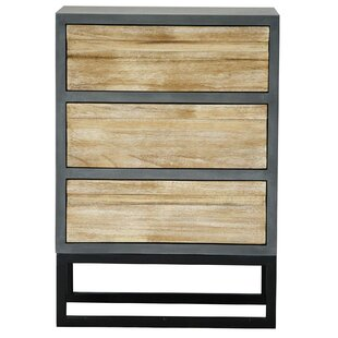 Bremerton 3 Drawer Accent Chest by Union Rustic