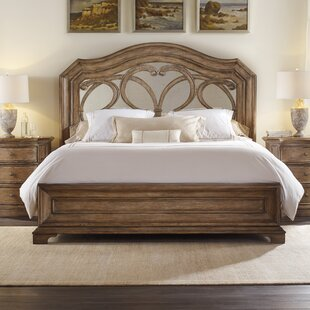 Hooker Furniture Solana Panel Bed