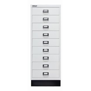 39er 9 Drawer Filing Cabinet By Bisley
