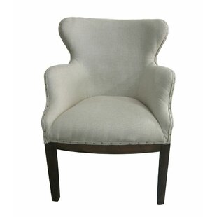 White x White Renson Barrel Chair