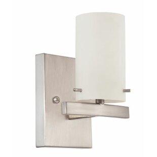 Ebern Designs Philips Vanity Armed Sconce