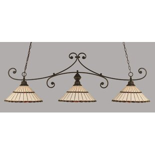 Astoria Grand Copeland 3-Light Billiard Light