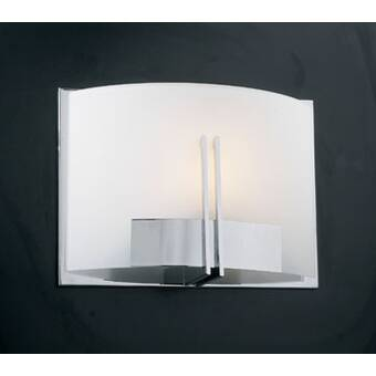 Orren Ellis Michaud 1 Light Wall Sconce Wayfair