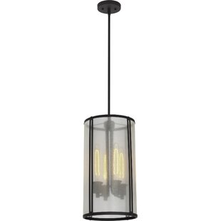 Volume Lighting Concerto 4-Light Pendant