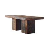 Borrello Dining Table by Red Barrel Studio®