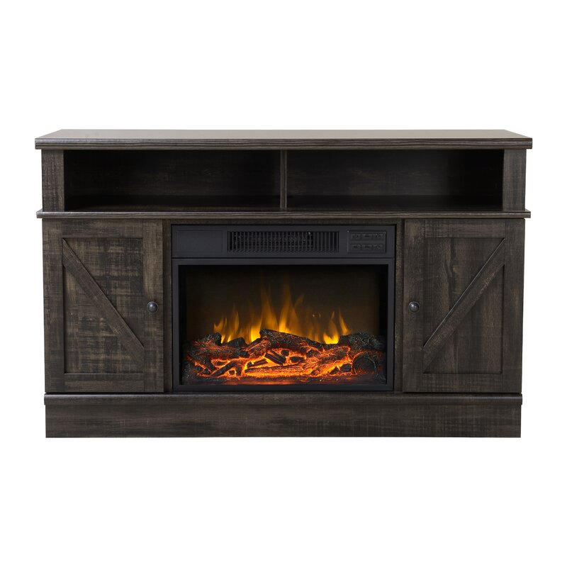Genial Kerry Media Electric Fireplace TV Stand