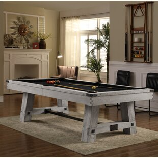 Standard In Length Pool Tables Youll Love Wayfairca - Showood pool table
