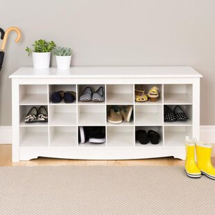 Sybil Storage Bench by Andover Mills