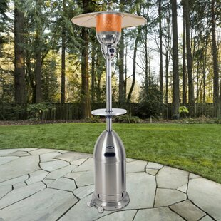Premium 48,000 BTU Patio Heater By Dyna-Glo
