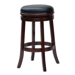 Westerberg 29 Swivel Bar Stool by Charlton Home