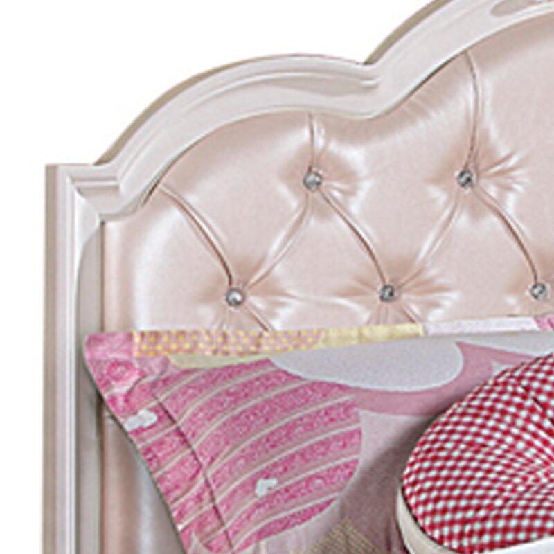 Ophelia Co Coppock Tufted Platform Bed Wayfair