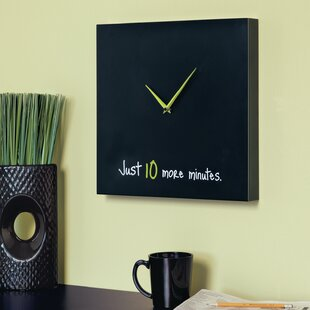 Snooze 14 Wall Clock by nexxt Design