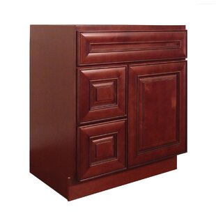 """Price Check Maple 30"""" Single Bathroom Vanity Base Only ByNGY Stone & Cabinet"""
