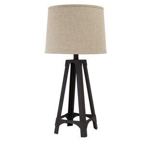 Modern contemporary contemporary table lamps allmodern cora 26 table lamp mozeypictures Choice Image