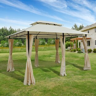 Vogel 3m X 4m Steel Party Tent By Sol 72 Outdoor