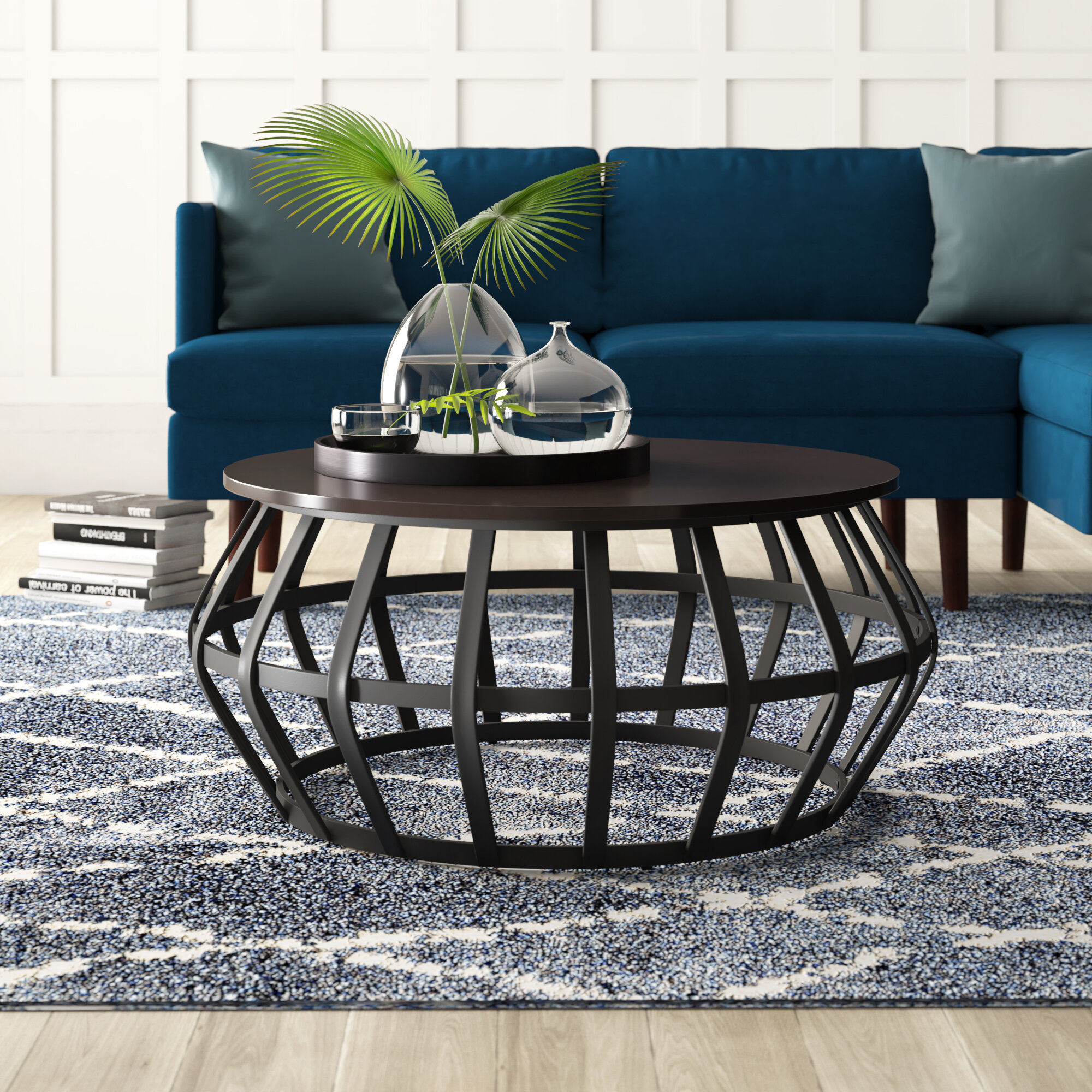 Mercury Row Arcturus Frame Coffee Table Reviews Wayfair