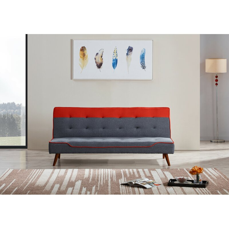 Chicago 3 Seater Clic Clac Sofa Bed