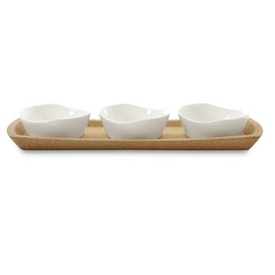 Eclipse 4 Piece Snack Cereal Bowl Set