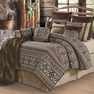 Tony 5 Piece Comforter Set by Loon Peak