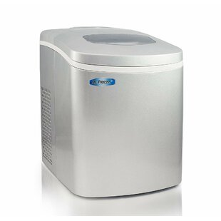 9 Cubes Per Batch 26 lb. Daily Production Portable Clear Ice Maker
