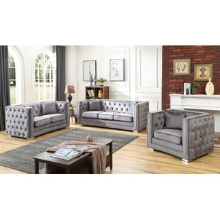 Inexpensive Smollin Configurable Living Room Set by Everly Quinn Reviews (2019) & Buyer's Guide