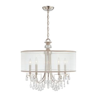 Willa Arlo Interiors Aayush 5-Light Chandelier