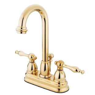 Kingston Brass Centerset Bathroom Faucet