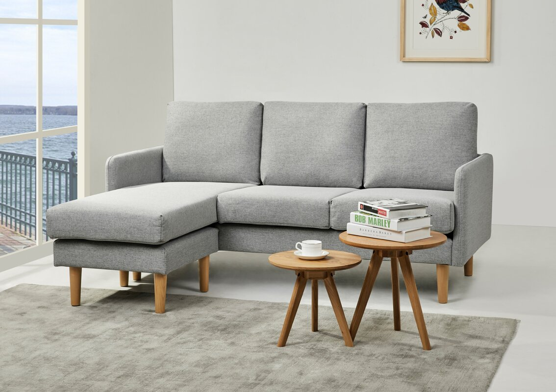 Reversible Sectional Sofas You ll Love