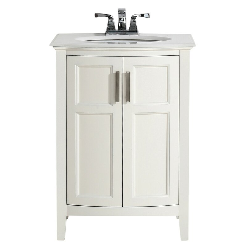 Wrought Studio Maryport Rounded Front