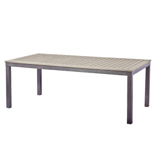 Mcwhorter Aluminium Dining Table By Sol 72 Outdoor