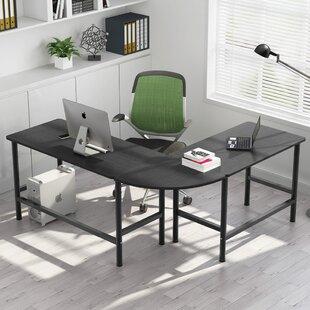 Amann Reversible L-Shape Executive Desk