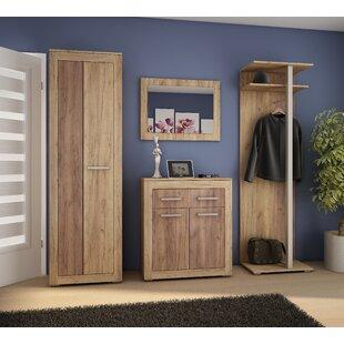 Sale Price Syreeta 4 Piece Hallway Set