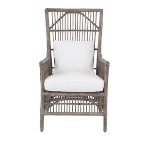 Eldora High Back Armchair by Beachcrest Home