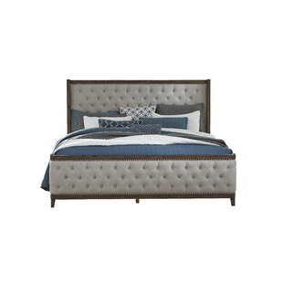 Wiltshire Upholstered Panel Bed by Gracie Oaks