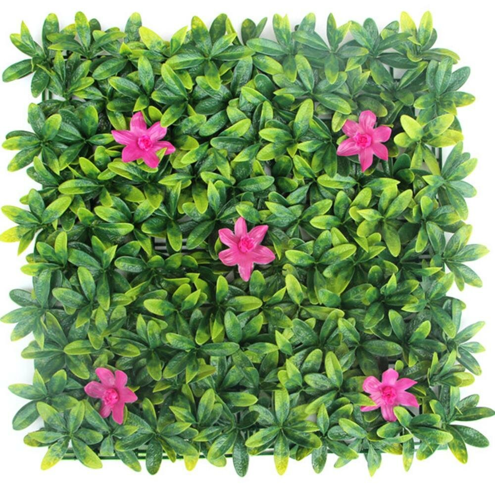 E Joy 2 Ft X 2 Ft Artificial Hedge Plant Privacy Screen Wayfair