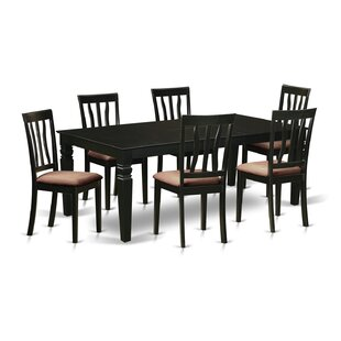 Anselmo 7 Piece Dining Set DarHome Co