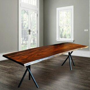 Fine Mod Imports Banga Solid Wood Dining ..