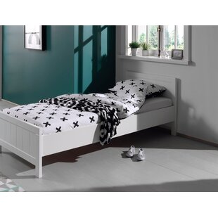 Eddy European Single Bed Frame By Isabelle & Max