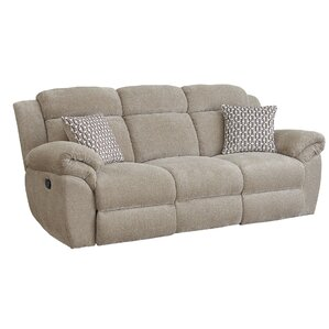Apollo Manual Motion Reclining Sofa by Red B..