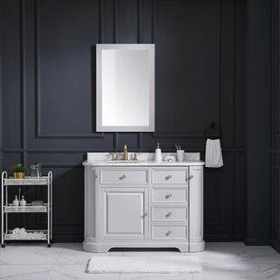 Diana 48 Single Bathroom Vanity Set By Ove Decors