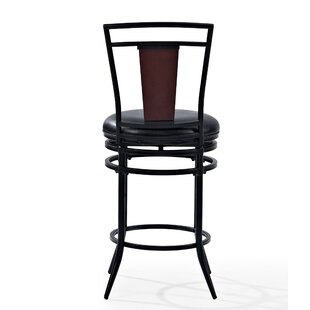 Best Price Belle Haven 40.25 Haven Swivel Bar Stool by Red Barrel Studio Reviews (2019) & Buyer's Guide