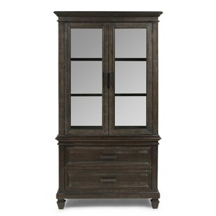 Forman Lighted China Cabinet