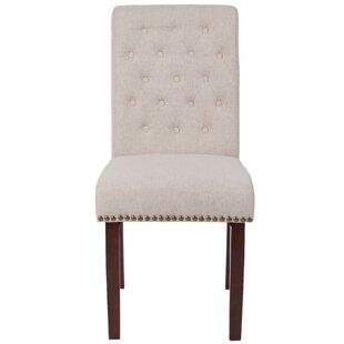 Charlton Home Fransen Upholstered Dining Chair