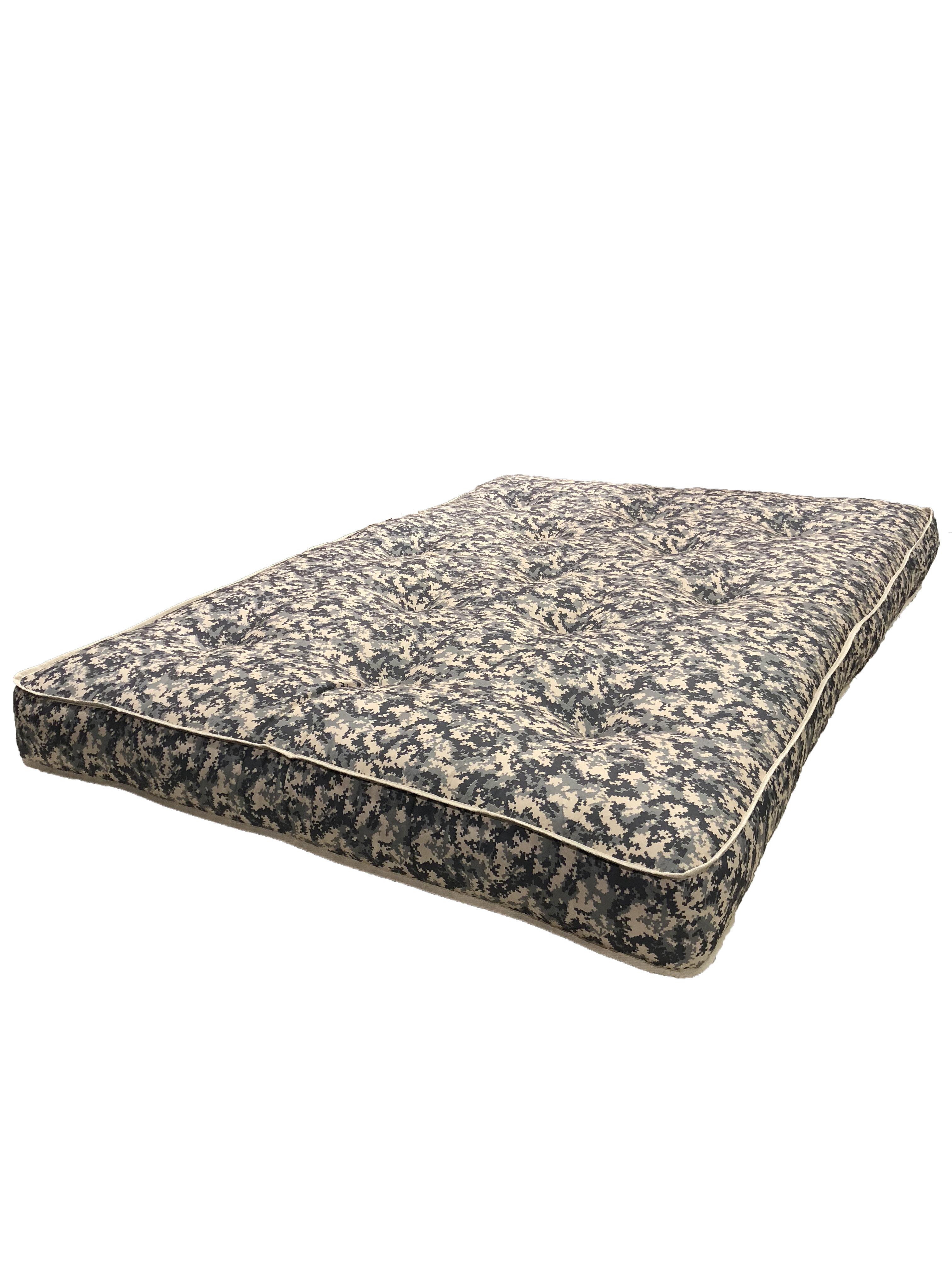 Ebern Designs Shantae Camouflage Futon