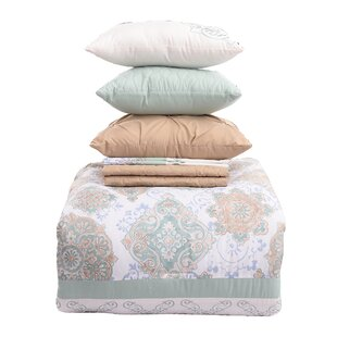 Bloomsbury Market Folmar 8 Piece Comforter Set