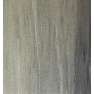 "Siberian 6"" x 12"" Marble Wood Look/Field Tile in Gray by"
