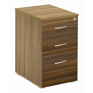 Dames 3-Drawer Vertical Filing Cabinet By Brayden Studio