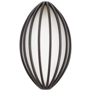 Affordable Price 1-Light Outdoor Flush Mount By George Kovacs by Minka