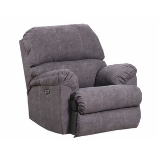 Winston Porter Isadora Manual Rocker Recliner by Simmons Upholstery