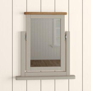 Amelia Rectangular Dresser Mirror By August Grove